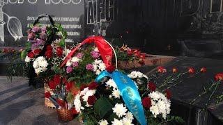 Почтили память павших героев-афганцев в Усть-Каменогорске