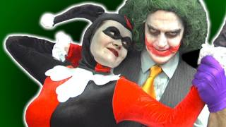 Joker & Harley Quinn Therapy!  Session #7