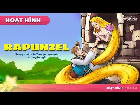 Rapunzel (Mới) câu chuyện cổ tích - Truyện cổ tích việt nam - Hoạt hình cho Trẻ Em - Thời lượng: 16 phút.