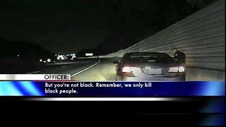 """Solo matamos a negros"": Suspenden a un policía por polémicas palabras a una conductora"