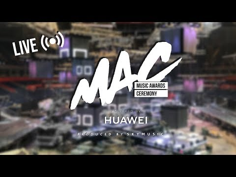 Music Awards Ceremony 2019 – MAC – UŽIVO – ceo video snimak