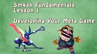 Sm4sh – Developing Your Meta Game