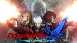 Devil May Cry 4 Special Edition - Announce Trailer