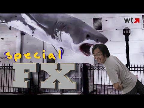 Freddie Wong recenzuje tragické vizuální efekty
