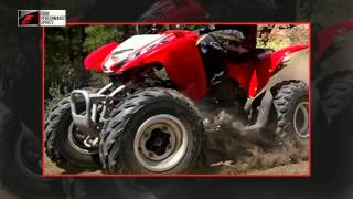 4. 2014 Honda TRX 250X Review Oregon