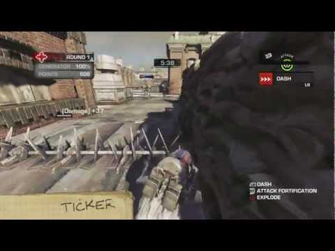 Gears of War: Judgement - OverRun