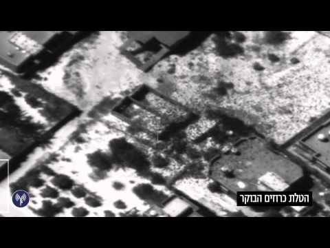 l'armée israélienne envoie des tracts aux habitants de Gaza