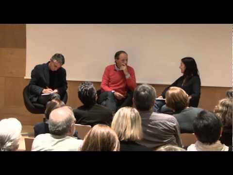 'Espiritualitat i ecosensibilitat', amb Sònia Fernàndez-Vidal i Jordi Pigem