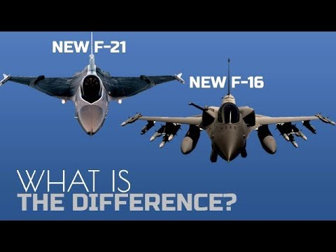 """The F-21 has common components..."