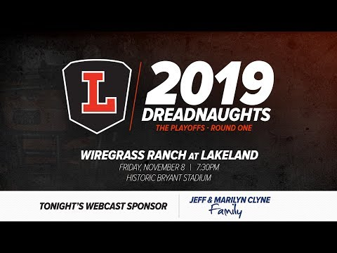 Wiregrass Ranch at Lakeland - Round 1 - 2019 Playoffs
