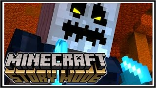 Minecraft STORY MODE Episode 6 | A PORTAL TO MYSTERY  [3/3]