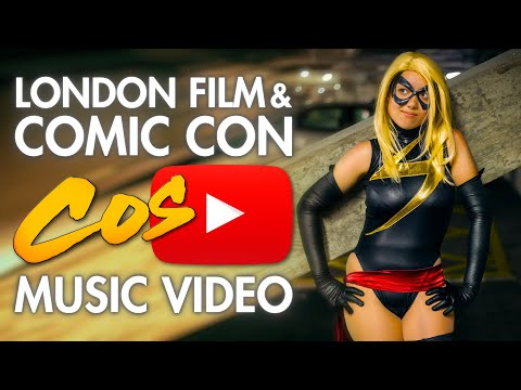 London Film & Comic Con – July 2013 – Cosplay Music Video‏