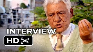 The Hundred-Foot Journey Interview - Om Puri (2014) - Movie HD
