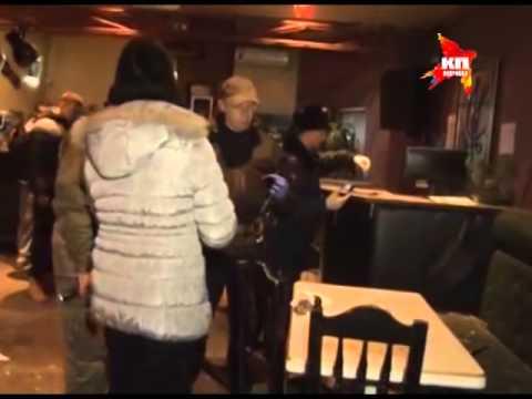Солдат Нацгвардии взорвал в Одессе бар
