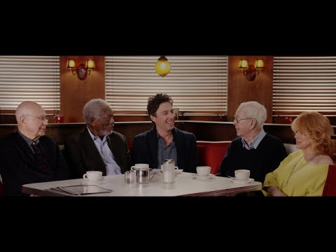 Hollywood Legends from 'Going in Style' Talk New-School Phrases