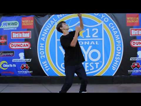 2012 National Yo-Yo Contest Winner Zach Gormley
