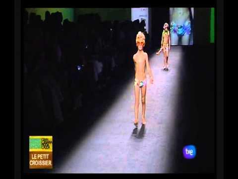 Le petit CROISSIER s/s 2014 - Gran Canaria Moda Cálida