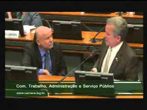 André Figueiredo defende aumento salarial para Defensoria Pública da União parte 2