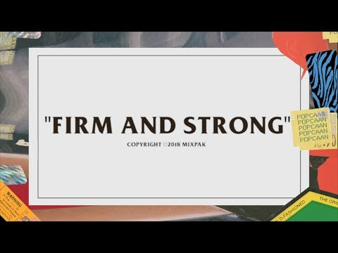 Video Popcaan - Firm and Strong (Official  Lyric Video) download in MP3, 3GP, MP4, WEBM, AVI, FLV January 2017