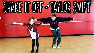 SHAKE IT OFF - Taylor Swift | @MattSteffanina ft 11 y/o Taylor (Dance Video)