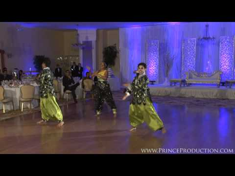 aisha usman wedding - AATMA Performance at Usman & Aisha's Wedding Reception in NJ.