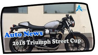 1. LOOK THIS !!! 2018 Triumph Street Twin Price & Spec
