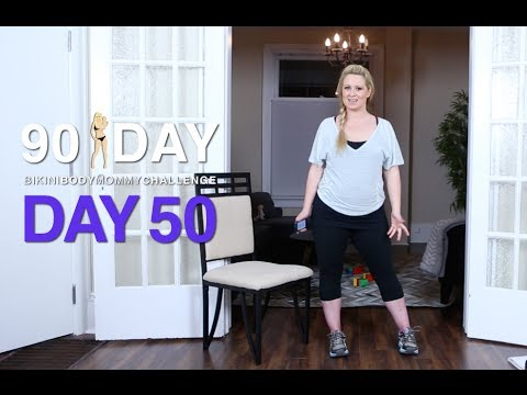Day 50: bikini body mommy 90 days challenge.