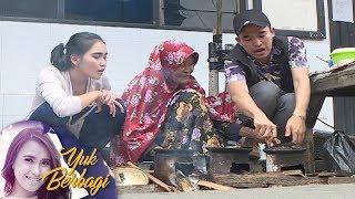 Video Baiknya Hati Ayu Ting Ting Bantu Menjual Serabi Ibu yg Sudah Lanjut Usia Ini - Yuk Berbagi (6/4) MP3, 3GP, MP4, WEBM, AVI, FLV Mei 2018