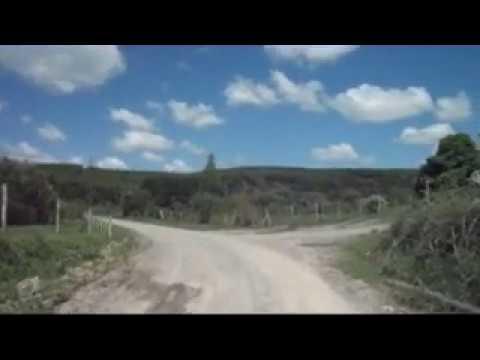 Cicloviagem interior de Bocaina do Sul SC