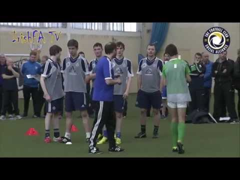 Irish FA and the Football Club Social Alliance