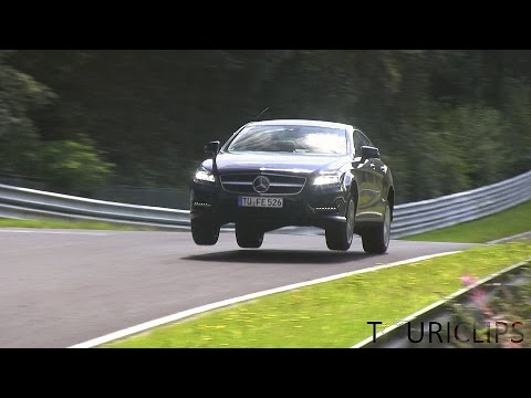 Industrypool at the Nürburgring: prototypes, aggressive driving and lovely sounds!