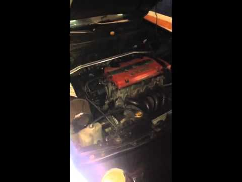 H22a jdm N/A  lunch control anti lag tuned by RD turbo
