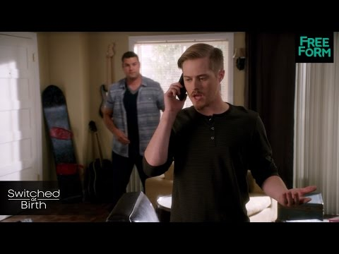 Switched at Birth 3.20 Clip 'Toby & Tank'