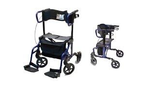 Lumex® HybridLX Rollator