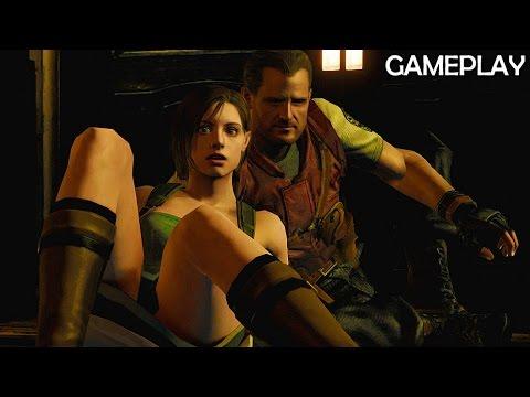 геймплей Resident Evil / biohazard HD REMASTER
