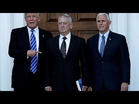 ΗΠΑ: Απόστρατος στρατηγός o εκλεκτός του Τραμπ για το υπουργείο Άμυνας