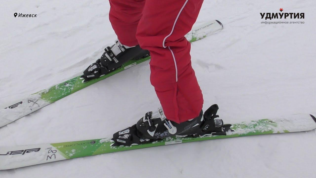 Встаём на лыжи: новогодние праздники в Удмуртии