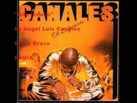 ANA ISAOCO - Angel Canales - Salsa Brava FANIA - La Unica Original y Verdadera - SALSA DURA