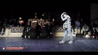 Ryu vs Soon Bin – STAY ALIVE vol.3 poppin side BEST8