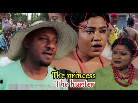 The Princess & The Hunter 3&4 - Yul Edochie 2018 Latest Nigerian Nollywood Movie//African Movie