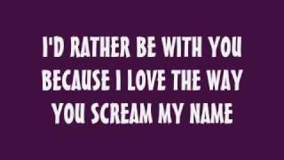 Beyonce   be with you lyrics