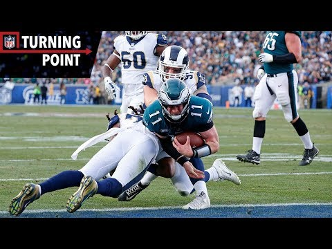 Video: Eagles Defense Steps Up After Losing Carson Wentz to Injury (Week 14) | NFL Turning Point