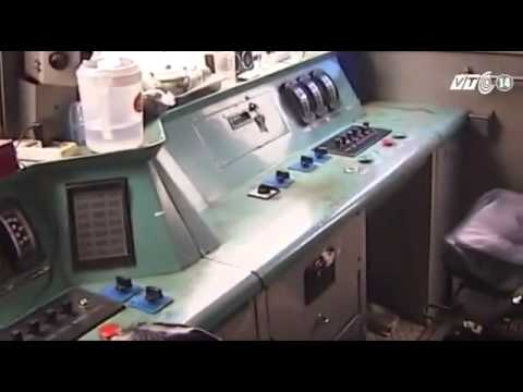 Clip trộm phanh tàu hỏa bán sắt vụn