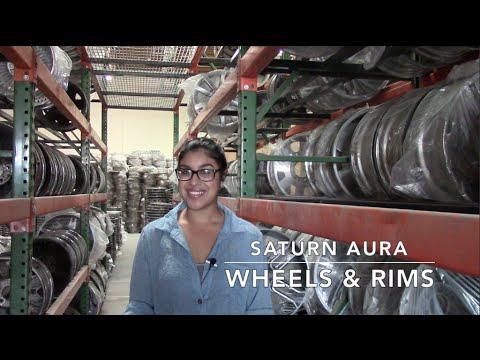 Factory Original Saturn Aura Wheels & Saturn Aura Rims – OriginalWheels.com