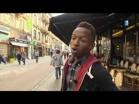 Portrait de Thierno Diallo, autour de