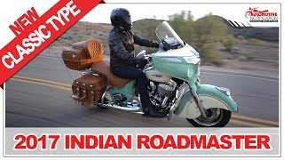 5. MUSH WATCH!! 2017 Indian Roadmaster Classic Price Specification Review