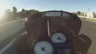 9. BMW K1200R TOP SPEED 280 km/h