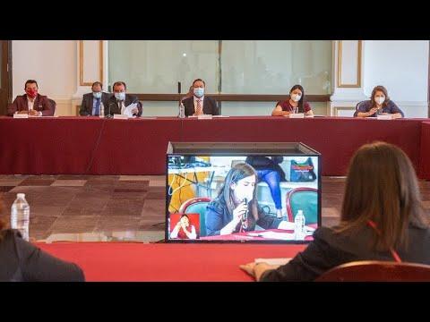 Cabildo H. Ayuntamiento de Tlalnepantla de Baz 18 marzo 2021
