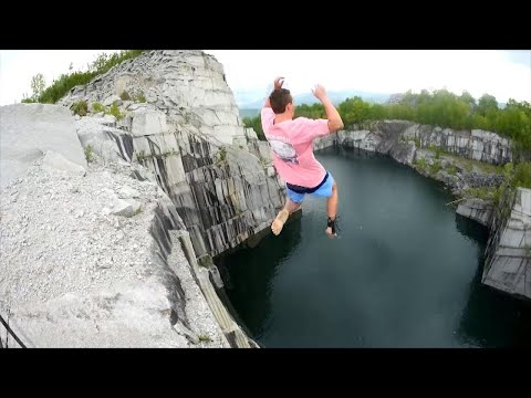 Daredevil Who Nearly Lost His Leg in Cliff Jump Was 'Obsessed' With Doing It