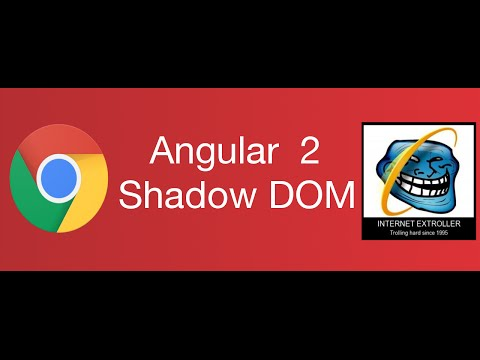 angular2-shadow-dom